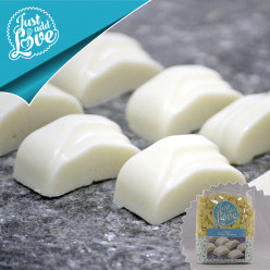 Chocolate Puro Cobertura Branca 850gr