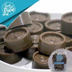 Chocolate Puro Cobertura Leite 450gr