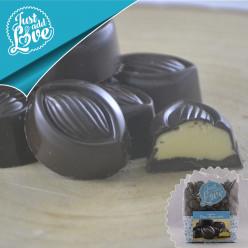 Chocolate Puro Cobertura Negra 60% 450gr