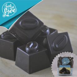 Chocolate Puro Cobertura Negra 72% 450gr