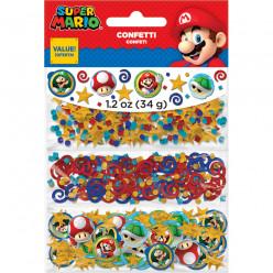 Confetis  Super Mário