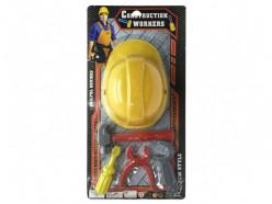 Conjunto Acessórios Construtor Obras