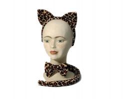 Conjunto Carnaval Leoparda