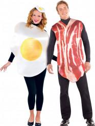 Conjunto Casal Bacon & Ovos