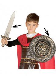 Conjunto Guerreiro Romano