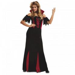Conjunto Vampira adulto halloween