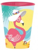Copo Flamingos 260 ml