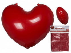 Coração Insuflável Dia dos Namorados
