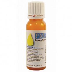 Corante Alimentar PME - Amarelo Limão 25gr