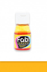 Corante Líquido Amarelo Gema FAB 10ml