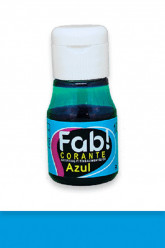 Corante Líquido Azul FAB 10ml
