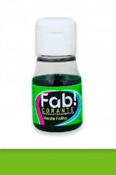 Corante Líquido Verde Folha FAB 10ml