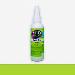 Corante Softgel Verde Limão FAB 60g
