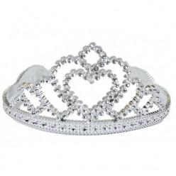 Coroa Infantil Prateada