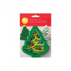 Cortador Árvore Natal Wilton 10cm