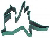 Cortador bolacha Dragão Verde