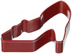 Cortador bolacha Sapato Vermelho