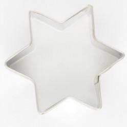 Cortador de Bolacha Estrela 5cm
