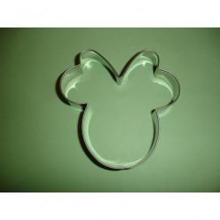 Cortadores de bolacha Minnie 12cm