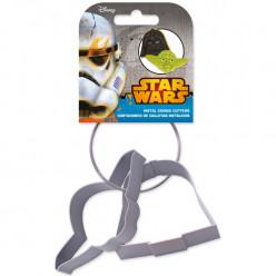 Cortadores de bolacha Star Wars 2 unid