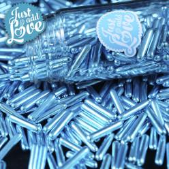 Decoração Bastonetes Azul 75g