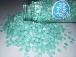 Decoração Confettis Azul Claro 55gr