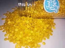 Decoração Confettis Ouro 55gr