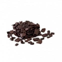 Decoração Escama Negro Chocolate 250g