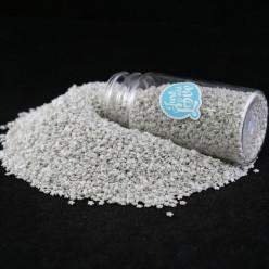 Decoração Estrelinhas Pequenas Prata 60g