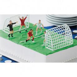 Decoração Futebol Wilton - 7 peças
