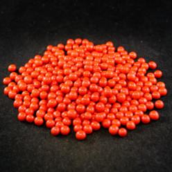 Decoração Mini Crisp Vermelho 100gr