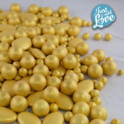 Decoração Mix Afrodite Ouro 150g