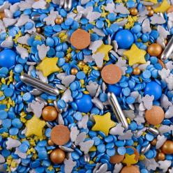 Decoração Mix Astronauta 70gr