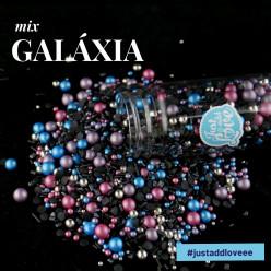 Decoração Mix Galáxia 70g