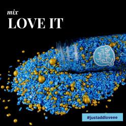 Decoração Mix Love It 70g