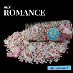 Decoração Mix Romance 70g