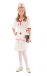 Disfarce Menina Enfermeira