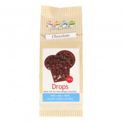 Drops Chocolate Leite 350gr