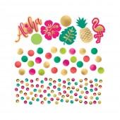 Emb.Confettis Hawai