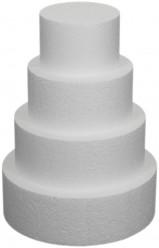Esferovite Redondo 25 cm - 10 de altura