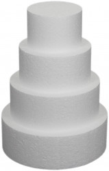 Esferovite Redondo 30 cm - 10 de altura