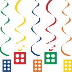 Espirais Lego Party