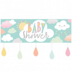 Faixa Banner Baby Shower