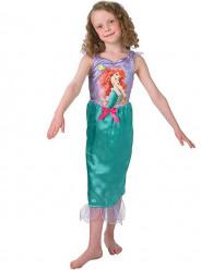 Fato Ariel a pequena Sereia