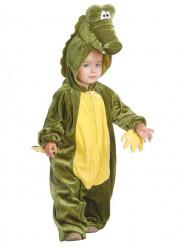 Fato Bébé Crocodilo