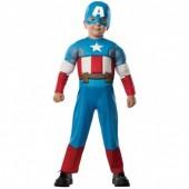 Fato Capitao America Avengers