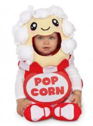 Fato Carnaval Caixa Pipocas Bebé