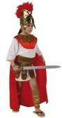 Fato Carnaval Menino Soldado Romano