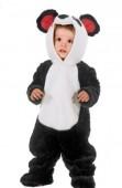 Fato Carnaval Panda bebé