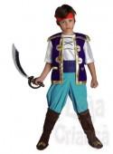 Fato Carnaval Pirata do Desconhecido